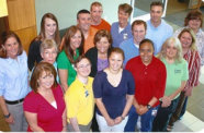 Image of physical therapy staff